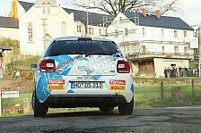 DRS - Bilder: Sachsen-Rallye - Highlights der Rallye