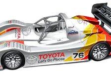 Mehr Motorsport - Jagd auf Rekorde mit Elektro-Rennwagen: Toyota: Zur�ck in Pikes Peak