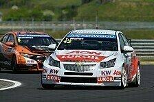 WTCC - Chevrolet dominiert: Muller sichert sich die Argentinien-Pole