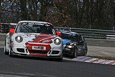 24 h Nürburgring - PoLe Racing: Ohne Unfall ankommen