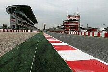 Formel 1 - �berholen schwierig - droht Prozession?: Spanien GP: Die Streckenvorschau