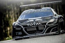Mehr Motorsport - Eher Formel 1 als Rallye: Loebs erste Ausfahrt im Pikes-Peak-Monster