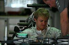 Formel 1 - Testeindr�cke nicht mehr relevant: Rosberg: Wir arbeiten an unseren Schw�chen