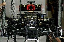 Formel 1 - R�ikk�nen kein Simulator-Junkie: Lotus-Radstand: No Risk, No Fun