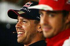 Formel 1 - Red Bull zu stark: Permane: Alonso auch 2014 unterlegen