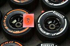 Formel 1 - Pirelli - zwischen Baum und Borke