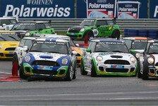 MINI Trophy - Vier Fahrer mit Titelchancen: Vorschau - Lausitzring
