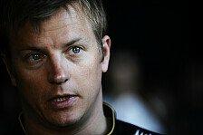 Formel 1 - Red Bull will mich - andere Optionen: R�ikk�nen: Ausf�hrliches Statement zur Zukunft