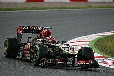 Formel 1 - Auf und neben der Strecke erfolgreich: Lotus mit neuem Uhrenpartner