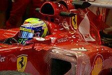 Formel 1 - Mercedes-Pace keine �berraschung: Massa: Untersteuern im letzten Sektor