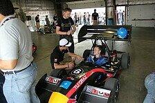 Formula Student - Fl�gel f�r Michigan: Planm��iger Start f�r TU Graz