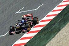 Formel 1 - Gro�er Schritt vorw�rts: Gute Stimmung bei Toro Rosso