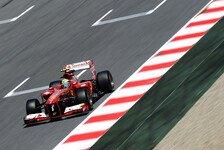Formel 1 - Guter Auftakt f�r die Scuderia: Massa erfreut: Ferrari konkurrenzf�hig