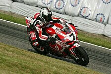 Superbike - Checa hat zumindest keine Schmerzen: Ducati-Fahrer beklagen sich �ber das Wetter