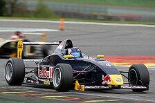 ADAC Formel Masters - Immens schwierige Bedingungen: Ein Podium f�r Motorpark in Spa