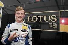 Formel 3 Cup - Mit einem Wort: Unglaublich!: Marvin Kirchh�fer