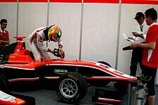 GP3 - Vier Hundertstel hinten und doch vorne: Ellinas erbt die Pole-Position von Korjus