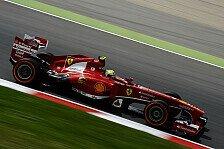 Formel 1 - Webber im Qualifying behindert: Strafversetzungen f�r Massa und Gutierrez