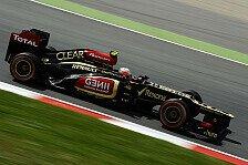 Formel 1 - Kampfansage von Lotus: Gerard Lopez: Mercedes kein Gegner