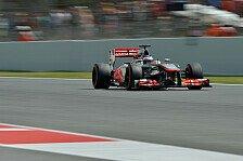 Formel 1 - Bilderserie: Spanien GP - Qualifying-Duelle