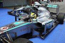 Formel 1 - Podiumtipp? Vettel, R�ikk�nen & Alonso: Surer: Mercedes hat sauschnelles Auto