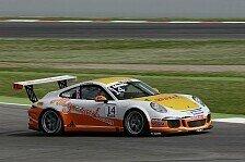 Supercup - Rennpremiere des neuen 911 GT3 Cup: Souver�ner Sieg f�r Sean Edwards