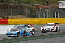 ADAC GT Masters - Punkte f�r Farnbacher und Frommenwiler: Farnbacher Racing mit Teilerfolgen