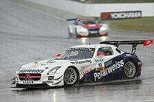 ADAC GT Masters - Buhk/G�tz Zweite in beiden Rennen: Polarweiss Racing erfolgreichstes Team in Spa