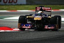 Formel 1 - Zusammensto� hat Rennen vernichtet: Toro Rosso �rgert sich �ber H�lkenberg