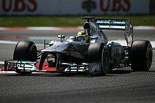 Formel 1 - Der Silberpfeil als Reifenfresser: Johnny Herbert
