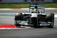 Formel 1 - R�tselraten & neue Ans�tze: Kommentar: Reifenkiller Mercedes