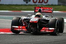 Formel 1 - Auch 2014 an Bord: Erster mexikanischer Sponsor f�r McLaren