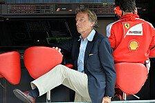 Formel 1 - Besser in der GP2 oder im Basketball aufgehoben: Di Montezemolo w�tet gegen Simulatoren