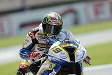 Superbike - Laverty macht Punkte gut, Melandri leicht entt�uscht: Davies denkt nach Sieg an die Verletzten