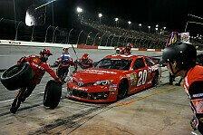 NASCAR - Joe Gibbs Racing mit starker Teamleistung: Kenseth holt dritten Saisonsieg