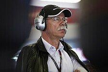 Formel 1 - Krisensitzung in Brackley: Krieg der Sterne: Jetzt greift Zetsche ein