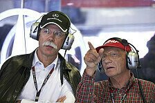 Formel 1 - H�tten alles akzeptiert: Lauda: Urteil fair und ausgeglichen