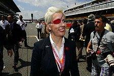 Formel 1 - Ein Jahr nach dem schweren Unfall: Verungl�ckte De Villota voller Lebensfreude