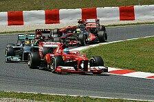 Formel 1 - Mensch und Maschine am Limit: Coulthard: Das Gladiatorische geht verloren
