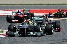 Formel 1 - Bilderserie: Spanien GP - Fahrer-Analyse