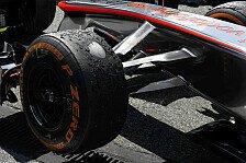 Formel 1 - Noch nie etwas davon geh�rt: McLaren: Keine Laufzeitvorgaben von Pirelli
