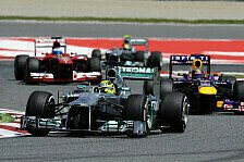 Formel 1 - Schnelles Auto ist nichts wert: Brawn und Wolff r�tseln �ber Reifen