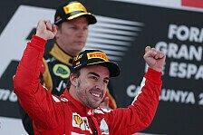 Formel 1 - Fernando ist und bleibt Fernando: Herbert: R�ikk�nen/Alonso, das geht nicht gut