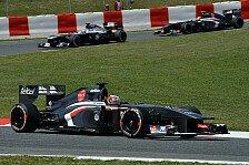 Formel 1 - Ein spezielles Wochenende: Gutierrez: Platz elf wie ein Sieg