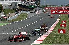 Formel 1 - Die Reifen- & Strategieschlacht von Montmelo: Strategiebericht Spanien GP