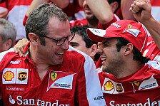 Formel 1 - Guter Start, fantastische Pace: Massa: Von Anfang an aggressiv
