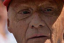 Formel 1 - Schlangengrube und Intrige: Lauda: Kein Regelversto�