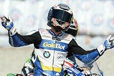 Superbike - Guintoli auch mit Platz zwei zufrieden: Melandri: Die letzte Runde war unglaublich