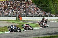Superbike - Zu viel riskiert: Davies hatte Spa� im ersten Rennen