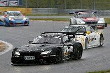 ADAC GT Masters - Sieg auf der Ardennen Achterbahn: H�rtgen und Baumann gewinnen in Spa